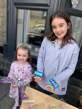 Erin & Ruby Fridge Magnets